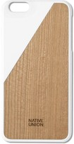 Native Union White Clic Wooden Iphone6 Case Cherry