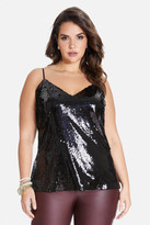 Fashion to Figure Asher Sequin Tank