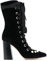 Blugirl lace-up boots