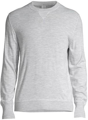 Eleventy Modern-Fit Merino Wool Sweater