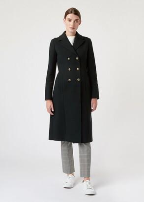 Hobbs Bianca Wool Blend Coat