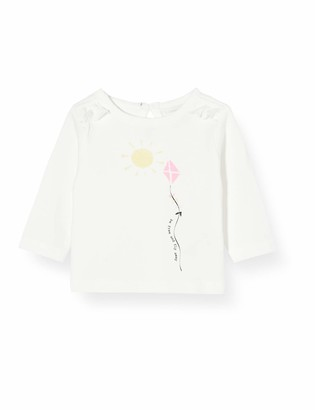 Noppies Baby Girls' G Regular T-Shirt Ls Carter