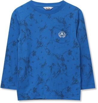 M&Co Tie dye top (9mths-5yrs)