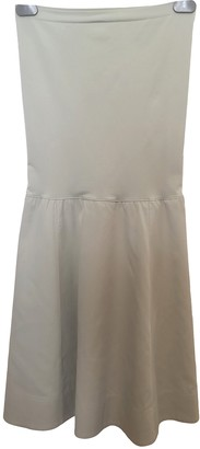Wolford Green Cotton - elasthane Dress for Women