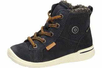 Ecco Baby Boys' First Walking Shoes Low-Top Sneakers