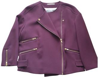 By Malene Birger Burgundy Polyester Jackets