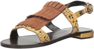 Lola Cruz Women's 061z36bk Dress Sandal