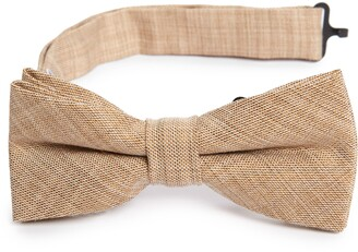 Nordstrom Reed Solid Bow Tie