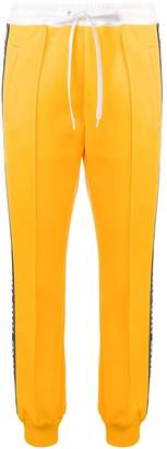 Miu Miu relaxed fit track trousers