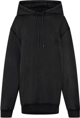 Calvin Klein Logo Crop Hoodie