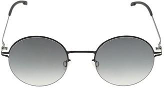 Mykita Lotta Round Metal Sunglasses