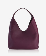 GiGi New York Sasha Hobo, Wine Pebble Grain