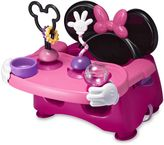 The First Years The First YearsTM Disney® Minnie Mouse Feeding & Activity Seat in Pink/Black