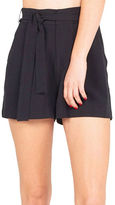 KENDALL + KYLIE Paper Bag Shorts