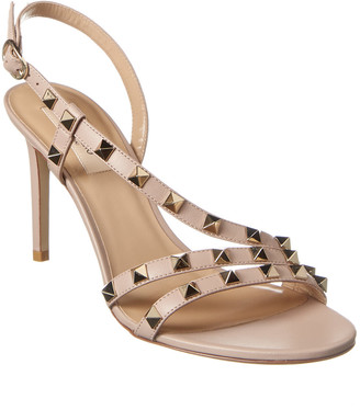 Valentino Leather Sandal