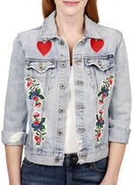 Lucky Brand Garden Denim Jacket