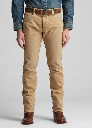 Ralph Lauren High Slim Jean