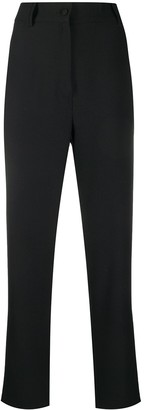 Hebe Studio Loop VI Solid trousers