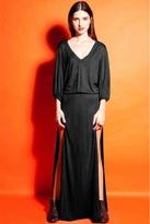LnA Stevie Dress in Black