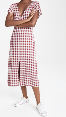 BB Dakota Gingham of Heaven Dress