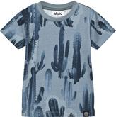 Molo Rooney Camo Cactus T-shirt Goblin