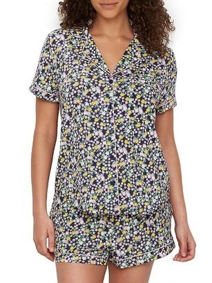 Kate Spade Daisy Modal Pajama Set