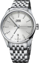 Oris 73376424031MB Artix Date stainless steel watch