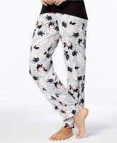 Alfani Knit Printed Pajama Pants, Created for Macy's