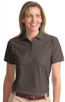 Port Authority Ladies Silk TouchTM Polo. L500