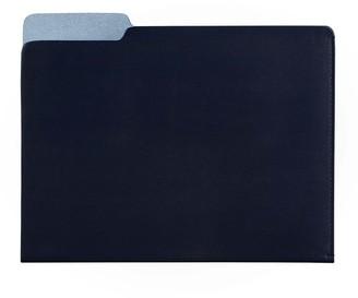 west elm Leather File Folder