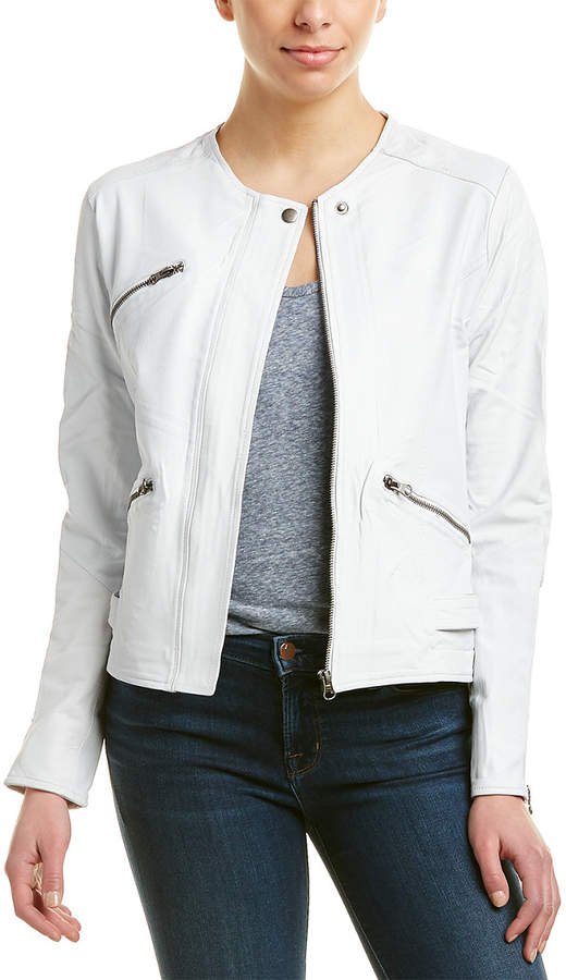 Jakett Chloe Leather Jacket