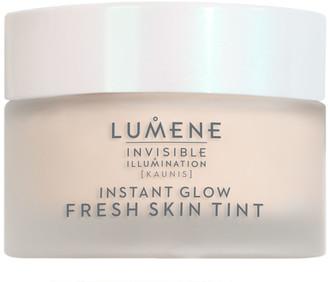 Lumene Invisible Illumination Instant Glow Fresh Skin Tint 30Ml Universal Light