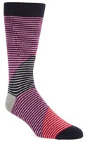 Ted Baker Men's Canca Stripe Socks