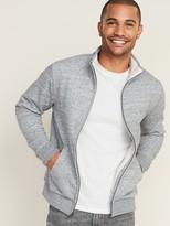 Old Navy Sherpa-Lined Mock-Neck Zip Jacket for Men