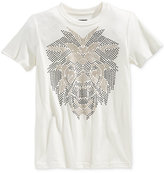 Sean John Gold-Foil Graphic-Print T-Shirt, Big Boys (8-20)