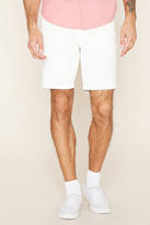 Forever 21 Cotton-Blend Shorts