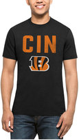 '47 Men's Cincinnati Bengals City Style Splitter T-Shirt