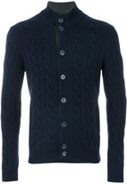 Barba knitted cardigan