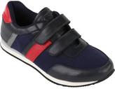 HUGO BOSS Double Velcro Contrast Sneaker