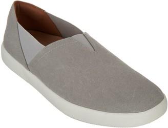 Vionic Canvas Slip-On Shoes - Ivy