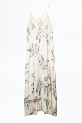 Zadig & Voltaire Risty Paradise Dress