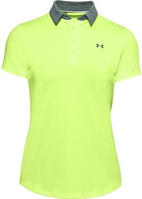 Under Armour Women's Zinger Golf Polo
