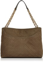 Tory Burch Alexa Slouchy Suede Tote