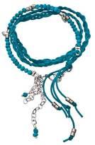 Liz Larios Turquoise Wrap Bracelet