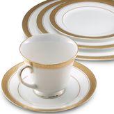 Noritake Crestwood Gold Dinnerware Collection