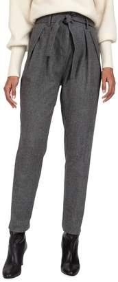 BA&SH Claude Belted Pants