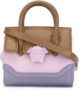 Versace Small Palazzo Empire tote bag - women - Calf Leather - One Size
