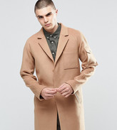 Underated Wool Overcoat