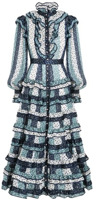 Zimmermann Lucky Ruffled Midi