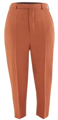 Rick Owens Blended wool trousers